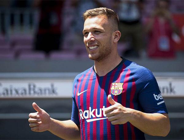 Arthur está trocando a Espanha pela Itália. Foto: Divulgação
