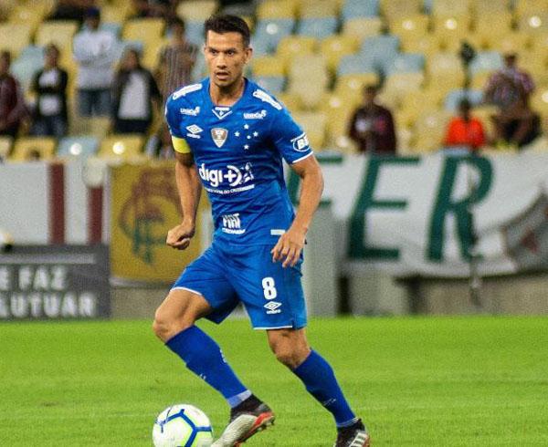O jogador foi submetido a uma série de exames. (Foto: Cruzeiro)