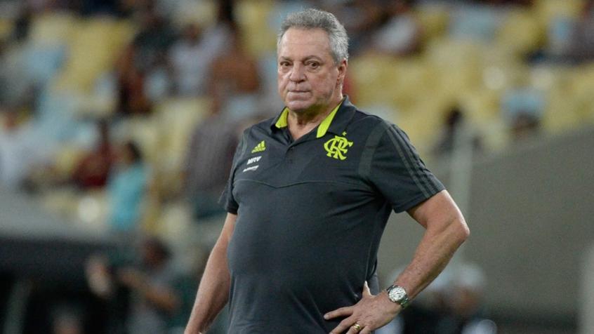 Abel comandou o Fla em 2019. Foto: Alexandre Vidal/Flamengo