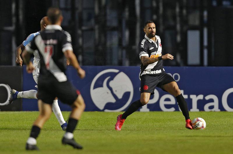 Zagueiro atuou pelo Vasco contra o Macaé. Foto: Rafael Ribeiro/Vasco