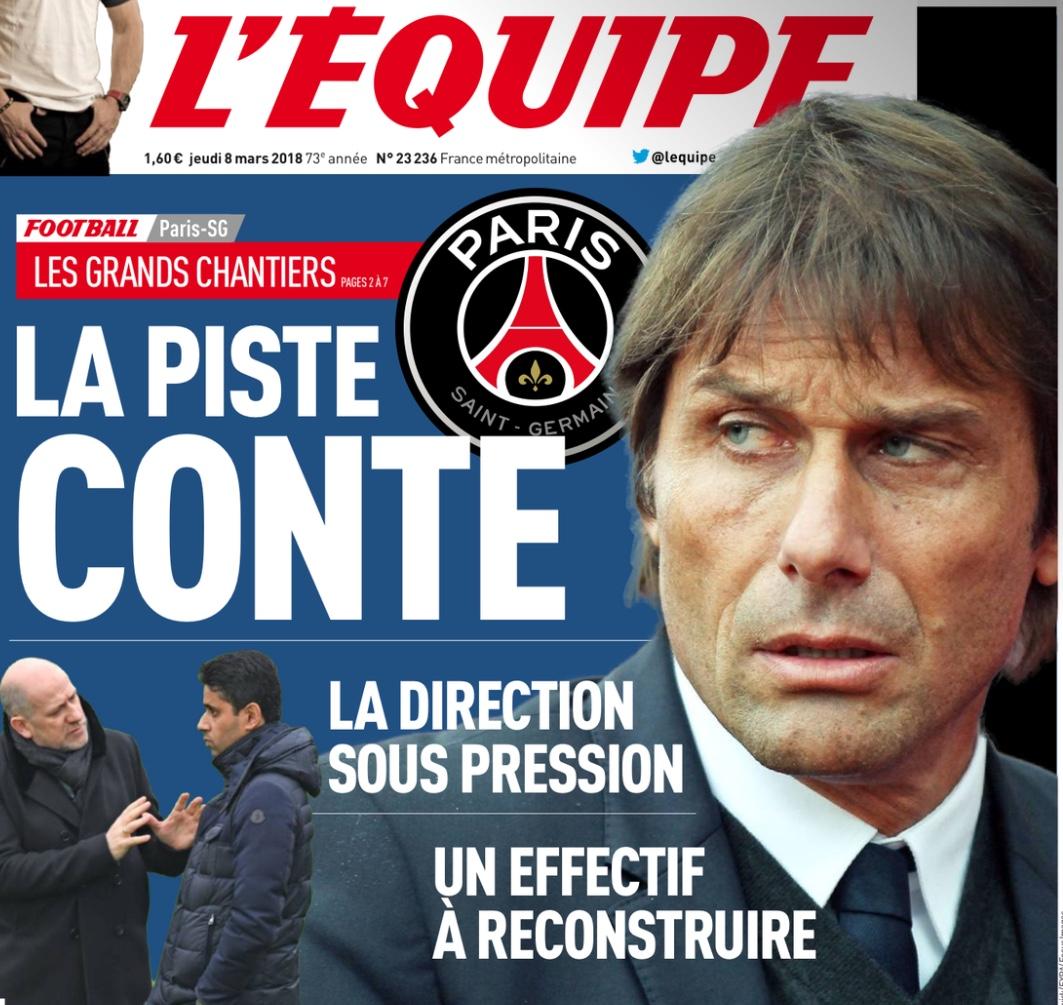 Segundo o jornal L`Equipe, o clube francês prepara uma verdadeira revolução
