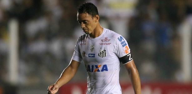 Ricardo Oliveira fora do Santos?
