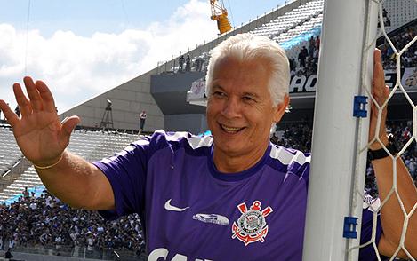 Ex-goleiro conquistou muitos títulos como jogador e treinador. Foto: Marcos Júnior Micheletti/Portal TT