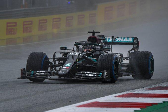 Britânico parte da posição de honra na categoria pela 89ª vez. Foto: Mercedes-AMG F1