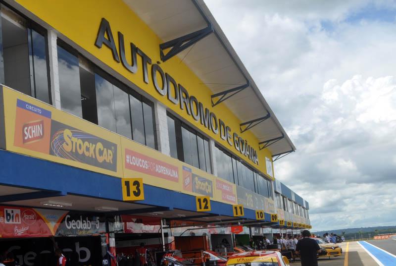 Circuito da capital de Goiás está programado para a abertura do campeonato. Foto: Marcos Júnior Micheletti/Portal TT