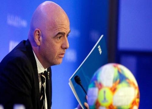 A FIFA quer aumentar o número de países no torneio. Foto: Rhona Wise/AFP