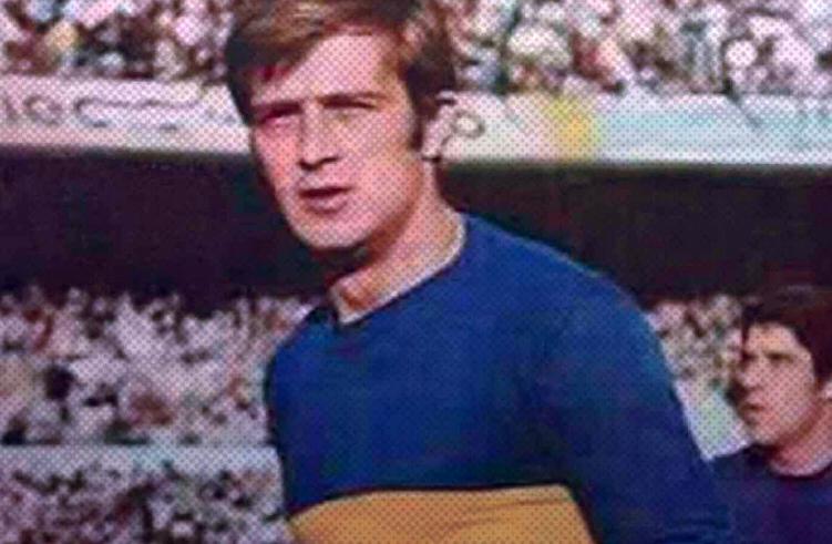 Ele disputou os mundiais de 1962 e 1966 e foi destaque no Boca. Foto: site oficial do Boca Juniors