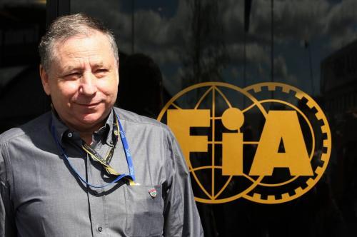Presidente da FIA falou sobre o ex-piloto. Foto: Diviugação
