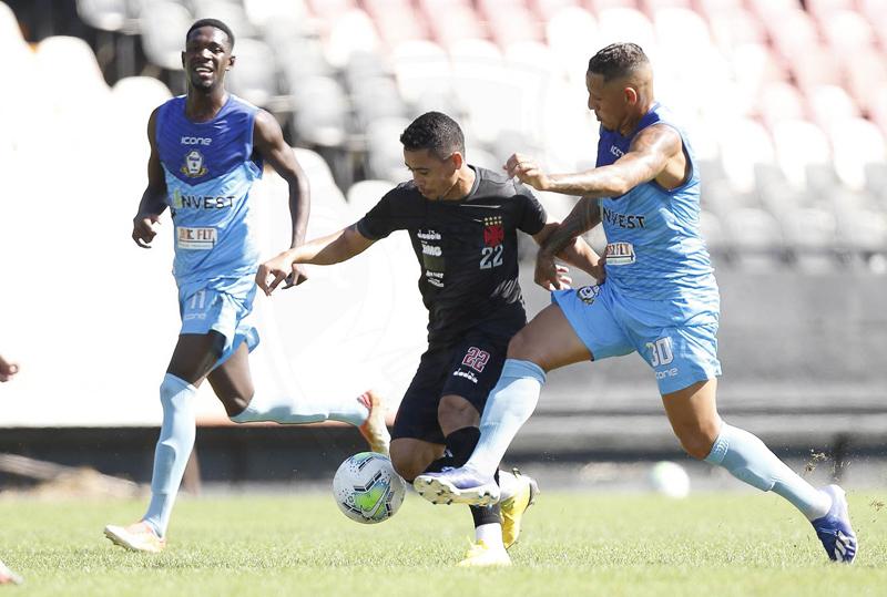 Lateral-direito está otimista para a temporada. Foto: Rafael Ribeiro/Vasco