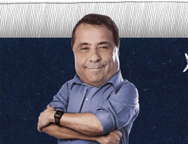 """Geraldo Magela, o querido """"Ceguinho"""". Foto: Divulgação"""