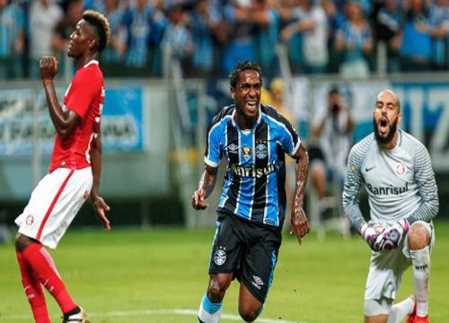 Paulão e Bolaños fazem parte da lista dos que não estão mais em Porto Alegre