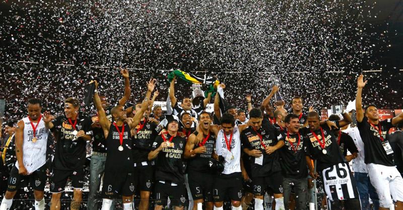 Equipe mineira conseguiu seu título após disputa nos pênaltis. Foto: Divulgação