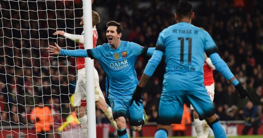 Com a vitória, os catalães podem perder por até um gol de diferença dentro de casa que estará classificado para as quartas de final da competição