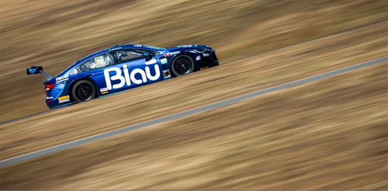 Piloto faz sua estreia pela Blau Motorsport. Foto: Duda Bairros / Vicar