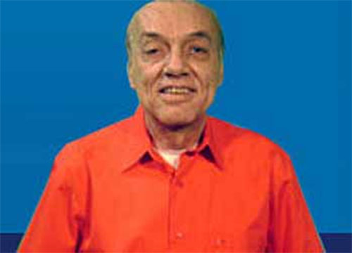 Armando Gomes, grande jornalista esportivo da Baixada