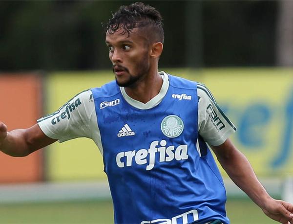 No intervalo do jogo, Scarpa já havia dito que o primeiro gol pelo Palmeiras tinha sabor de superação
