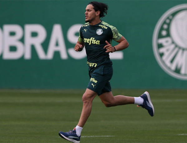 Gustavo Gómez, zagueiro do Palmeiras. Foto: Cesar Greco/Ag. Palmeiras