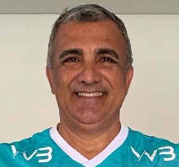 Covid-19 fez mais uma vítima no futebol. Foto: arquivo pessoal de Tiãozinho