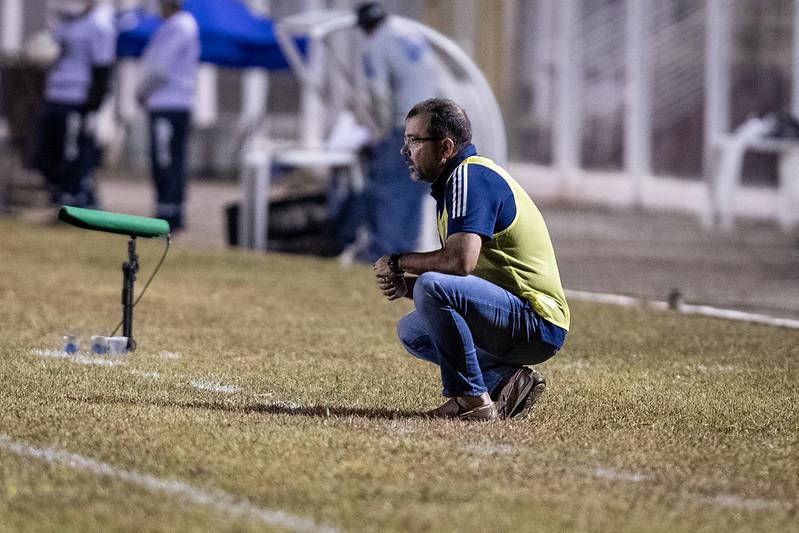 Cruzeiro venceu mas não avançou no certame estadual. Foto: Gustavo Aleixo/Cruzeiro