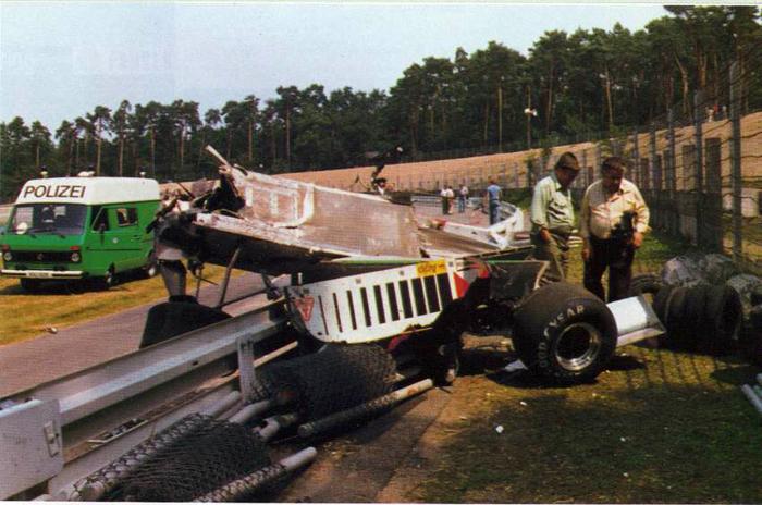 Piloto participava de teste privado com a Alfa Romeo em Hockenheim. Foto: Divulgação