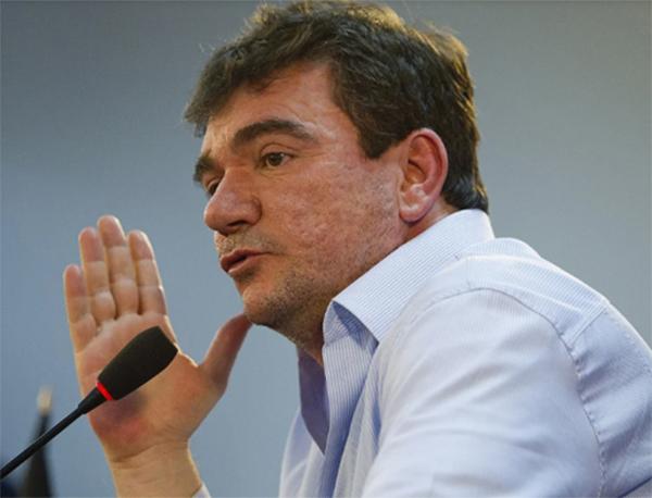 Andrés Sanchez, presidente do Corinthians. Foto: Daniel Augusto Jr./Ag. Corinthians