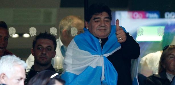 No dia em que a maior entidade do futebol elegeu um novo presidente, Gianni Infantino, o argentino detonou Platini e Blatter