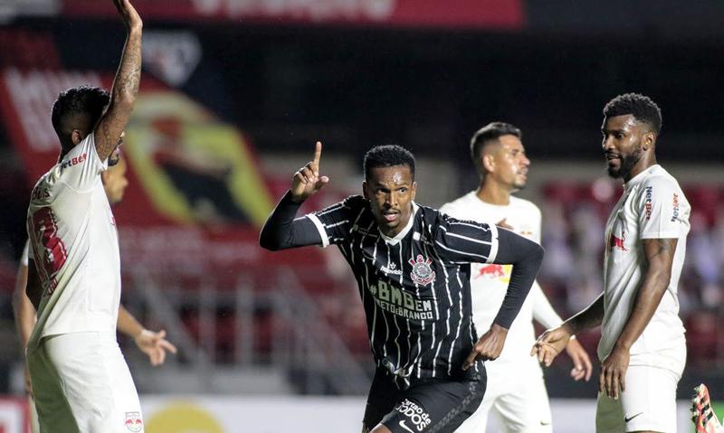 Jô, que reestreou marcando contra o Bragantino, enfrenta o time do interior. Foto: Rodrigo Coca / Ag. Corinthians