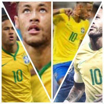 Em 10 anos, Neymar já contabiliza 61 gols marcados e é o quarto maior artilheiro do Brasil