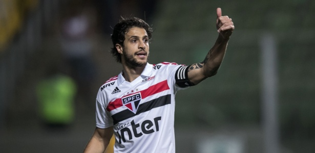 Volante soma 152 partidas pelo Tricolor, desde que foi contratado em abril de 2014. Foto: Pedro Vale/AGIF/via UOL