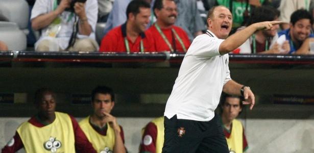 A manifestação sincera de Scolari contraria declarações protocolares de jogadores após derrotas nas semifinais