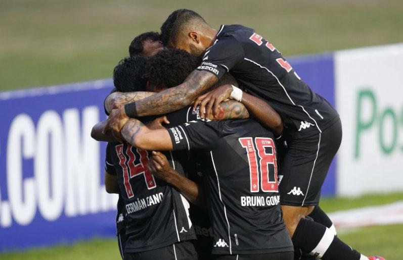 Equipe cruzmaltina joga no Castelão nesta quinta-feira. Foto: Rafael Ribeiro/Vasco