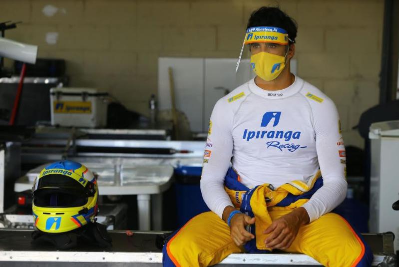Gaúcho da Ipiranga Racing foi o mais rápido no TL2. Foto: Carsten Horst/Hyset