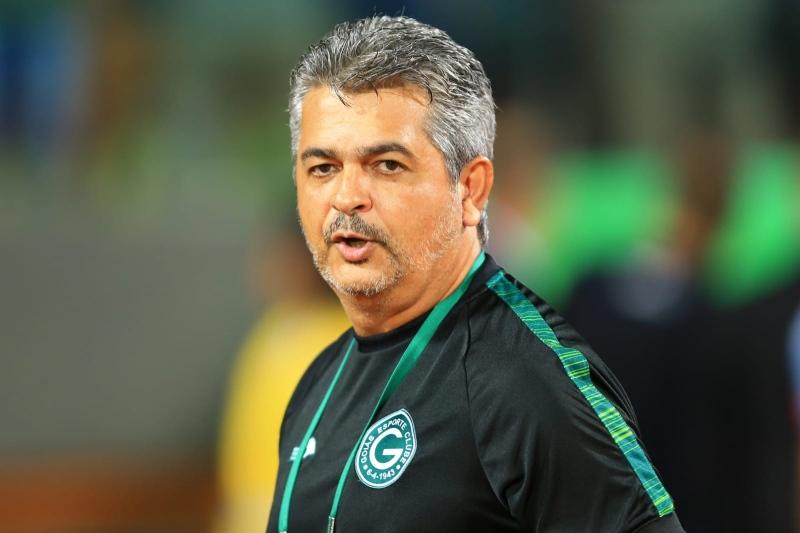 Ney Franco foi demitido do Goiás na última semana. Foto: Divulgação/Goiás