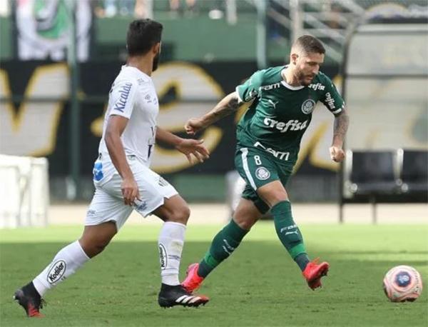 Os dois times venceram na última rodada. Foto: Cesar Greco/Palmeiras