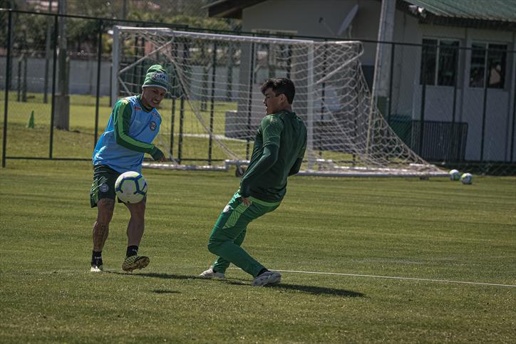 Equipe Coxa Branca joga em casa diante do time pernambucano. Foto: Divulgação/Coritiba