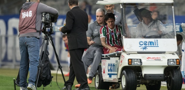 O Real Madrid tinha conversas adiantadas com o Flu para um eventual negócio