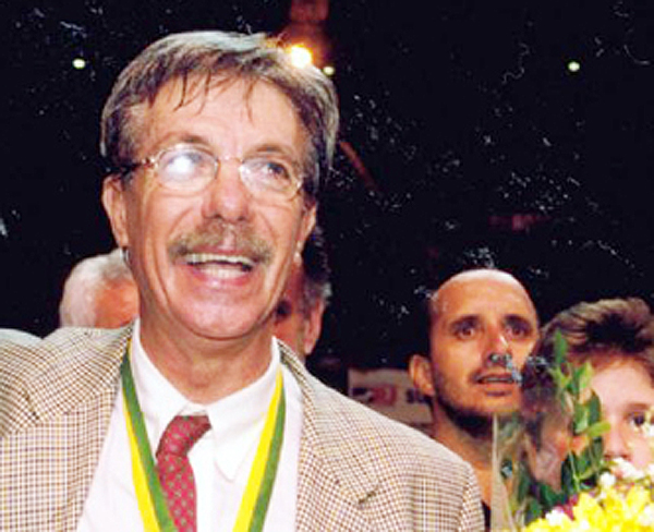 Ex-jogador de muita qualidade, também foi brilhante treinador. Foto: Divulgação