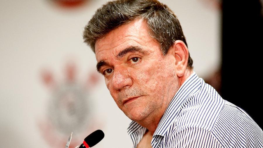 Andrés Sanchez evita atrito e exime São Paulo e Polícia Militar de culpa quanto à violência nas cercanias do Morumbi