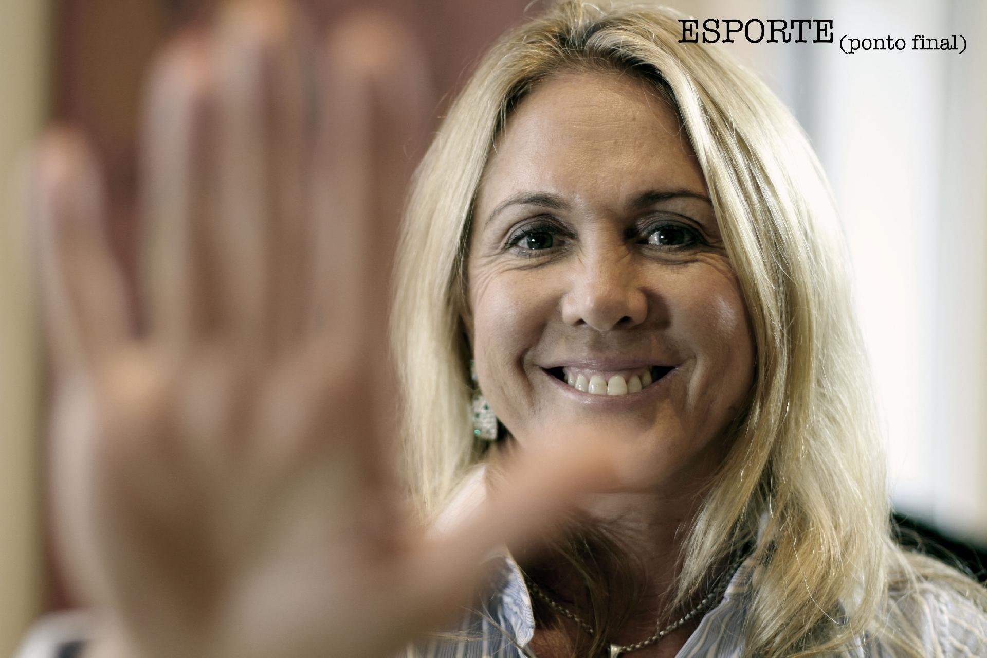 Ela foi campeã mundial em 1994, na edição disputada na Austrália
