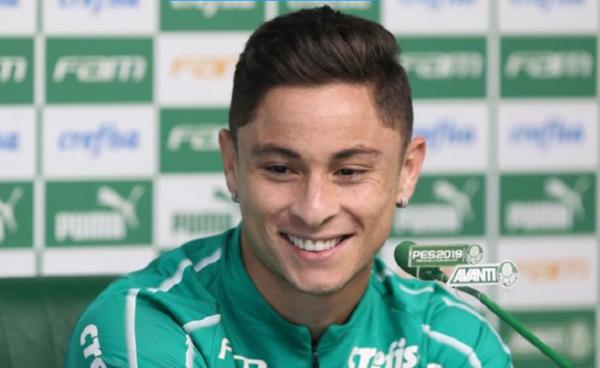 O clube gaúcho quer ter o jogador em definitivo. (Foto: Palmeiras)