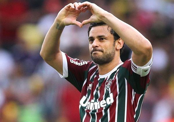 O atleta será desfalque no Fluminense, no jogo de hoje. (Foto: Fluminense)