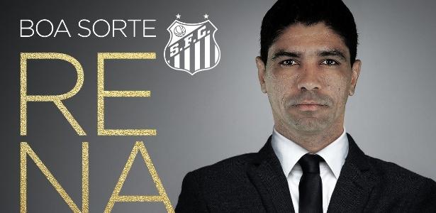Com 418 jogos acumulados pelo Santos, Renato conhece o clube como quase ninguém