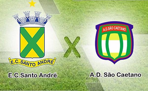 Matéria do jornalista Maurício Sabará sobre o Santo André e São Caetano