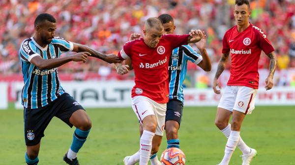Gre-Nal decide o Gauchão. Foto: UOL