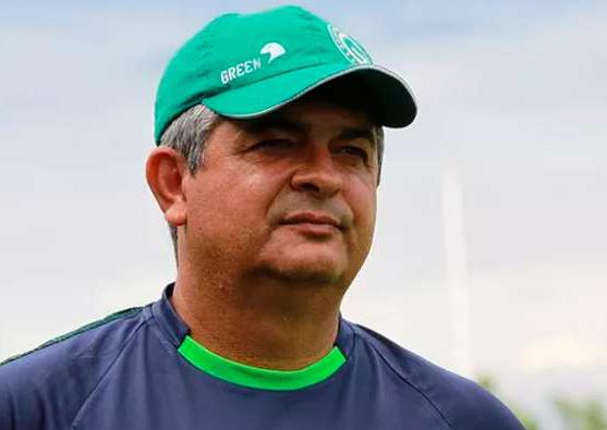 Treinador trabalhou até o mês passado no Goiás. Foto: Divulgação/Goiás