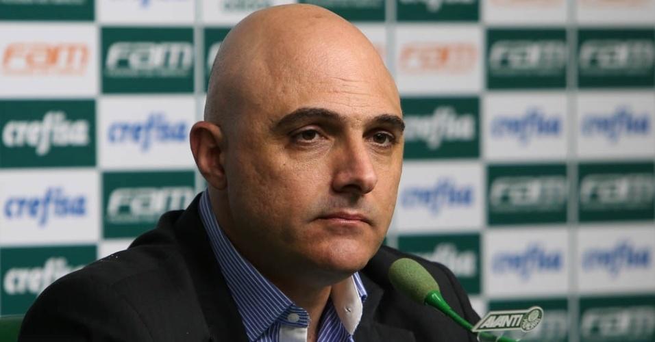 Verdão cobra resposta da CBF sobre os critérios utilizados. Foto: Cesar Greco/Ag. Palmeiras