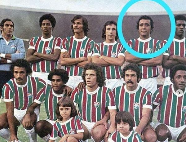 Assis defendeu o Fluminense nos anos 60. Foto: Divulgação