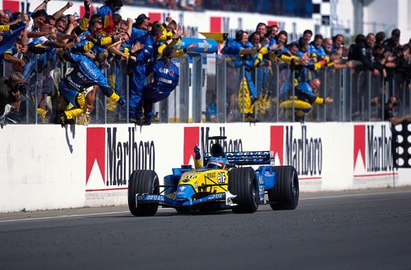 GP da Hungria de Formula 1 , Budapest, Hungaroring, em 2003 - terceirotempo.bol.uol.com.br