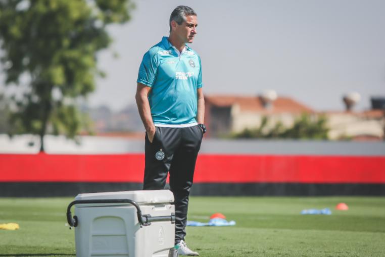 Treinador do Coxa encara o Furacão pela 10ª rodada do Brasileiro. Foto: Divulgação / Coritiba