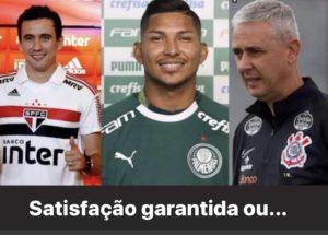 Pablo, Rony e Tiago Nunes ficaram muito abaixo das expectativas